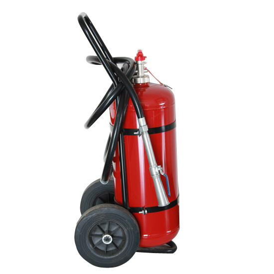 Trolley Powder Fire extinguisher
