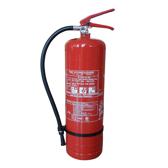 Fire Extingusiher CE Approval